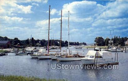 Barlow's Landing - Cape Cod, Massachusetts MA Postcard