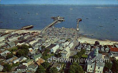 Provincetown Monument - Cape Cod, Massachusetts MA Postcard