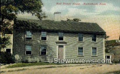 Moll Pitcher House - Marblehead, Massachusetts MA Postcard