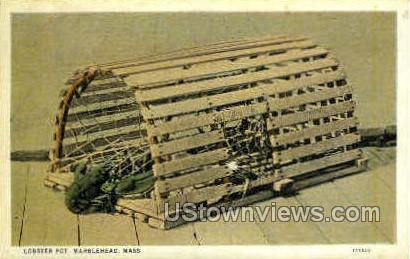 Lobster Pot - Marblehead, Massachusetts MA Postcard