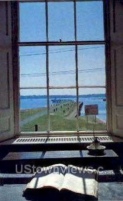 Salem Maritime National Historic Site - Massachusetts MA Postcard