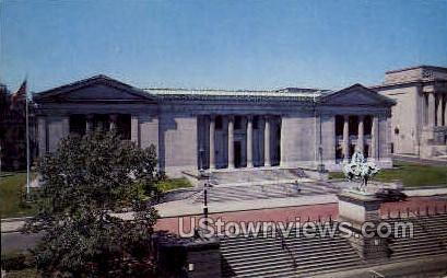 Worcester County Court House - Massachusetts MA Postcard