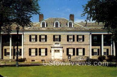William Pynchon Memorial Bldg - Springfield, Massachusetts MA Postcard