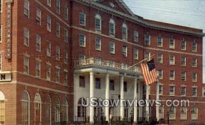 Northampton Hotel - Massachusetts MA Postcard