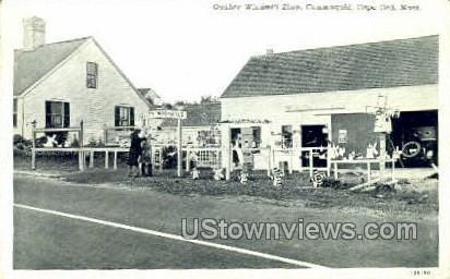 Quality Windmill Shop, Cummaquid - Cape Cod, Massachusetts MA Postcard