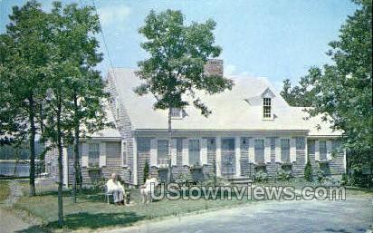 Grace & Wyeth Willard, Braden Thompson Rd - Cape Cod, Massachusetts MA Postcard