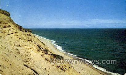 Highlands - Cape Cod, Massachusetts MA Postcard