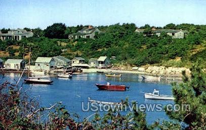 Oyster River - Cape Cod, Massachusetts MA Postcard