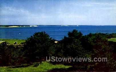 Mayo Hill Colony inc - Cape Cod, Massachusetts MA Postcard