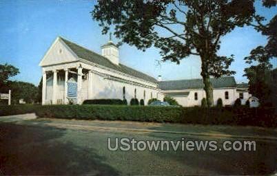 St Francis Xavier Church - Cape Cod, Massachusetts MA Postcard