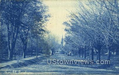 Misc, Mass     ;     Misc, Massachusetts Postcard