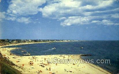 Falmouth Heights - Cape Cod, Massachusetts MA Postcard