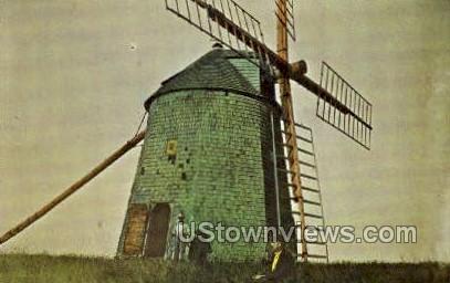 Old East Mill - Misc, Massachusetts MA Postcard