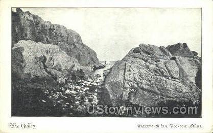 Striatsmouth Inn - Rockport, Massachusetts MA Postcard
