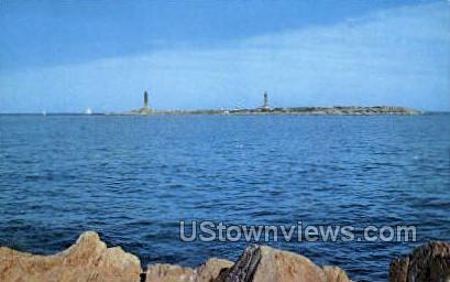 Loblolly Cove - Rockport, Massachusetts MA Postcard
