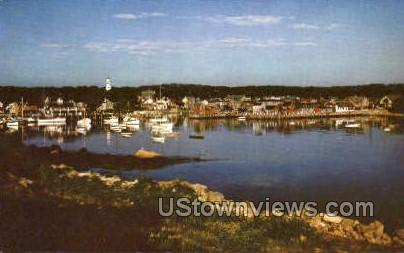 Rockport, MA,     ;     Rockport, Massachusetts Postcard