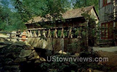 Longfellow's Wayside Inn - South Sudbury, Massachusetts MA Postcard