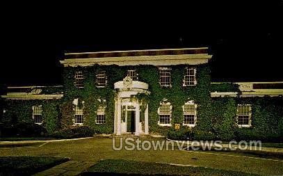 Barnstable Town Hall - Cape Cod, Massachusetts MA Postcard