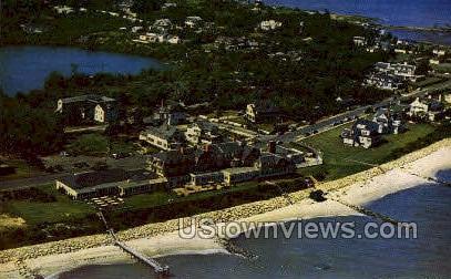 Wianno Club & Cottages - Cape Cod, Massachusetts MA Postcard