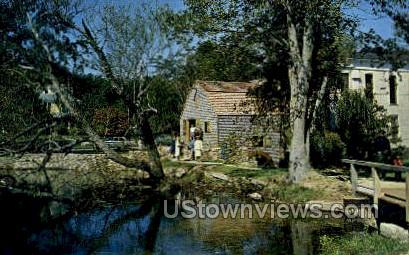 Old Mill, Sandwich - Massachusetts MA Postcard