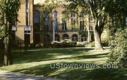 State Teachers College - Salem, Massachusetts MA Postcard