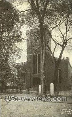 North Church - Salem, Massachusetts MA Postcard