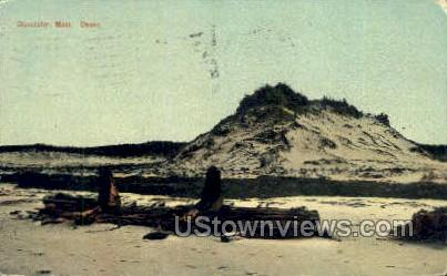 Dunes - Gloucester, Massachusetts MA Postcard