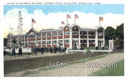 Eastern States Exposition - Springfield, Massachusetts MA Postcard