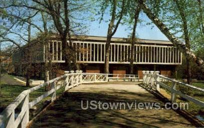 Bradford Junior College - Massachusetts MA Postcard