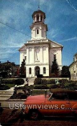Walter P Chrysler Jr Art Museum - Cape Cod, Massachusetts MA Postcard