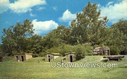 Pioneer Village - Salem, Massachusetts MA Postcard
