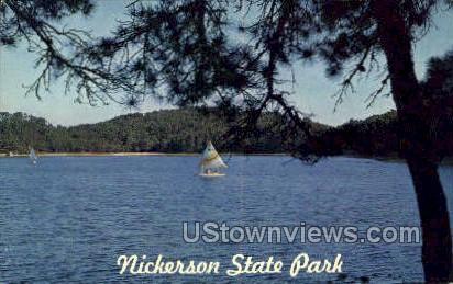 Nickerson State Park - Cape Cod, Massachusetts MA Postcard