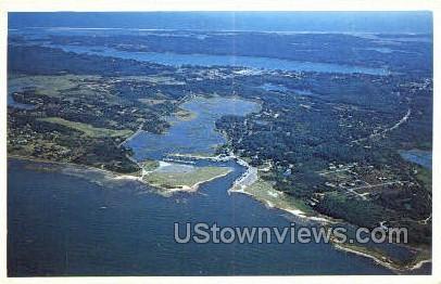 Eastham - Cape Cod, Massachusetts MA Postcard