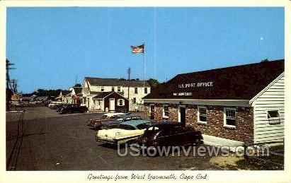 West Yarmouth - Cape Cod, Massachusetts MA Postcard