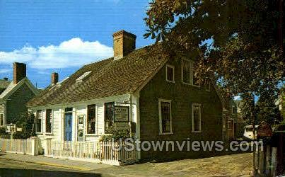 Oldest House, 1746 - Cape Cod, Massachusetts MA Postcard