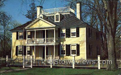 Widow's Walk - Cape Cod, Massachusetts MA Postcard
