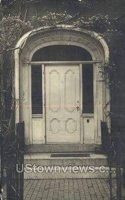 Cushing House - Newburyport, Massachusetts MA Postcard