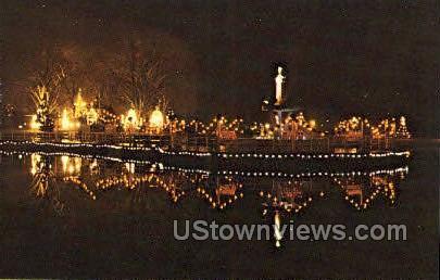 Lasalette Shrine - Attleboro, Massachusetts MA Postcard