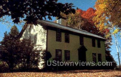 Berkshire County Historical Society - Pittsfield, Massachusetts MA Postcard