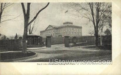 South Gate & Arsenal - Springfield, Massachusetts MA Postcard