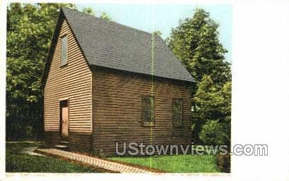 First Church - Salem, Massachusetts MA Postcard