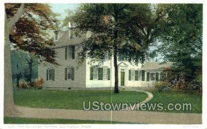 Buckman Tavern - Lexington, Massachusetts MA Postcard
