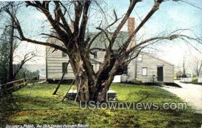 Gen Israel Putnam House - Danvers, Massachusetts MA Postcard
