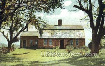 Old Atwood Homestead - Chatham, Massachusetts MA Postcard
