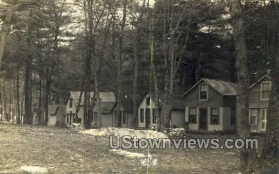 Real Photo - Attleboro, Massachusetts MA Postcard