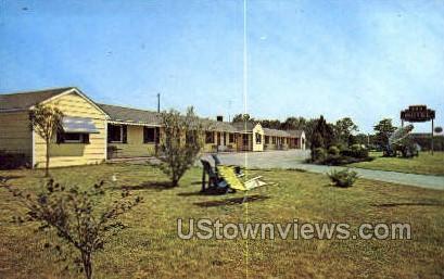 177 Motel - Westport, Massachusetts MA Postcard