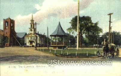 The Common - Attleboro, Massachusetts MA Postcard