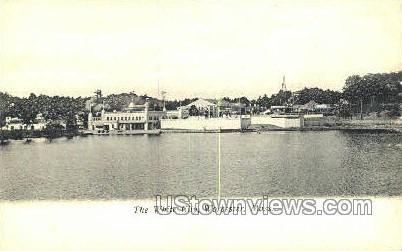 White City - Worcester, Massachusetts MA Postcard