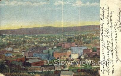 North Adams, Massachusetts     ;     North Adams, MA Postcard