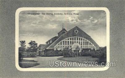 Dreamwold, Riding Academy - Scituate, Massachusetts MA Postcard